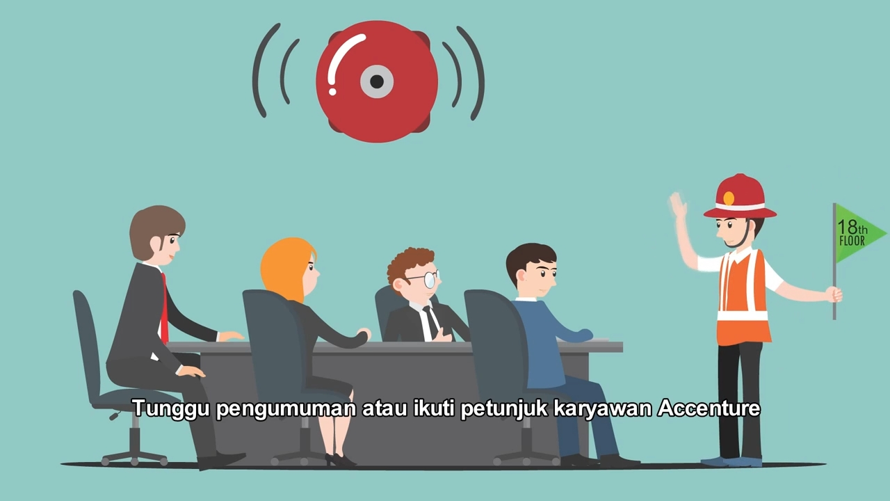 video safety, video safety animasi, video safety induction, video safety briefing, infographic video, video infographic, infographic design, video infografis, infografis animasi, animasi infografis