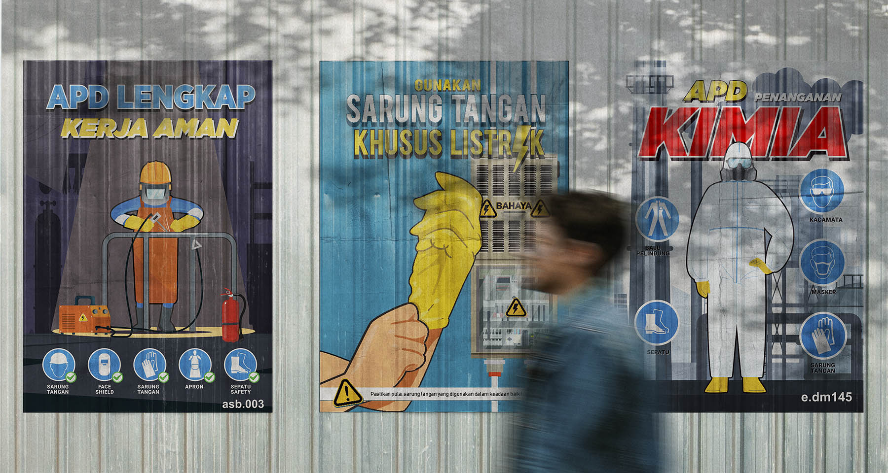 safety poster video safety k3