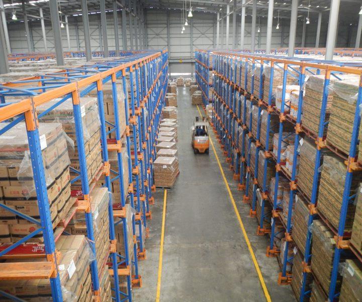 Shooting Warehouse Sinarmas